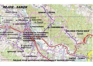 Rejon 1 - Sanok